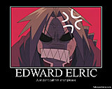 edward elric short