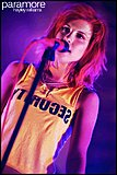 Hayley Williams  Paramore