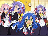 Lucky Star Wallpaper Maids