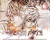 Death Note. Light & L