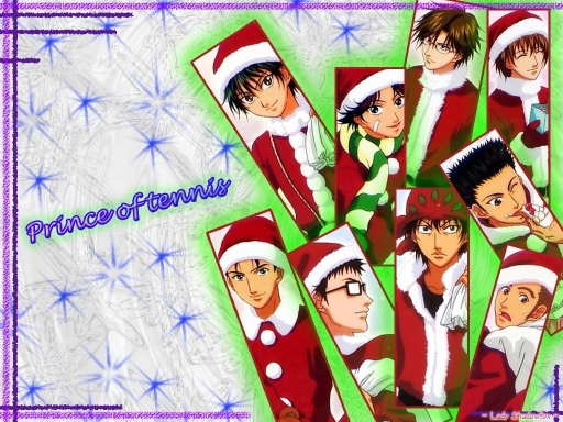 Merry Christmas Prince of Tennis