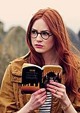 Amelia Pond. Nothing against any of the other companions, but she's the best!