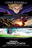 howls moving castle theatrical release poster